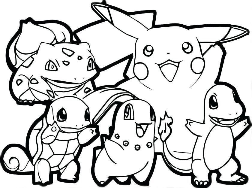 Hoạt hình Pikachu