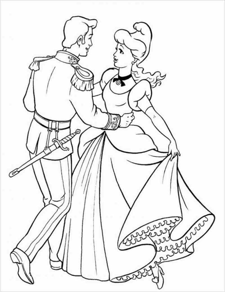 Lọ lem cùng hoàng tử khiêu vũ