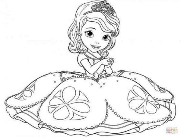 Mái tóc cực đáng yêu của công chúa Ori
