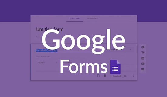 Google biểu mẫu là gì?