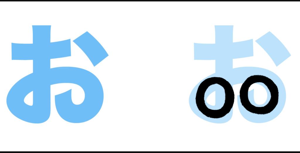 """お có cách phát âm giống với """"ô"""" trong """"cái ô"""" hay """"phô bày"""""""