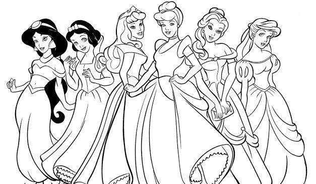 Các công chúa Disney