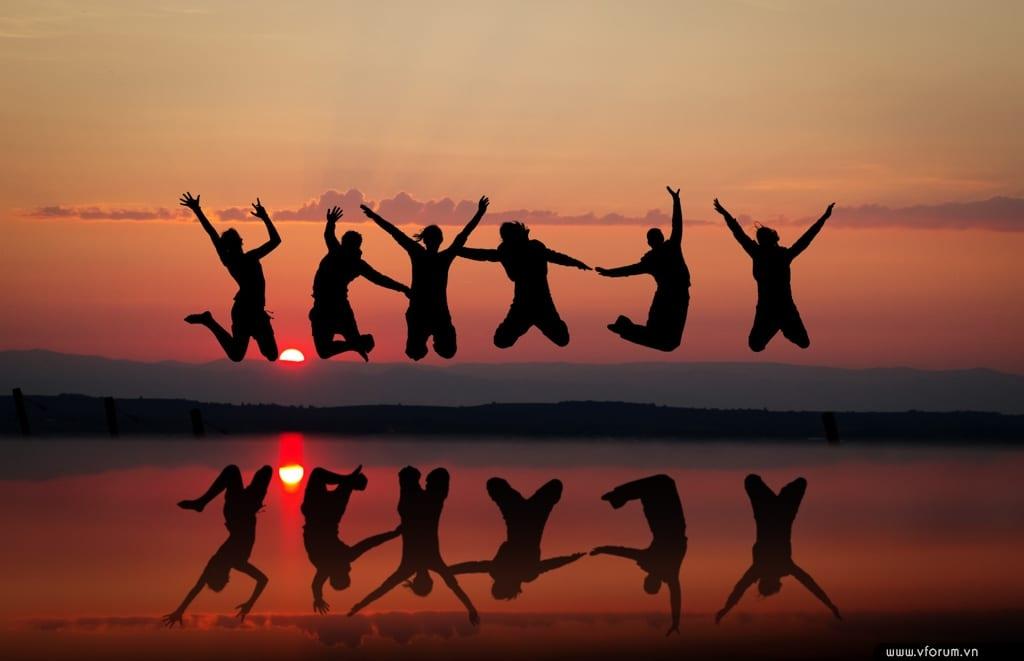 Cuộc sống thật tẻ nhạt nếu như chúng ta không có những người bạn bên cạnh để sẻ chia