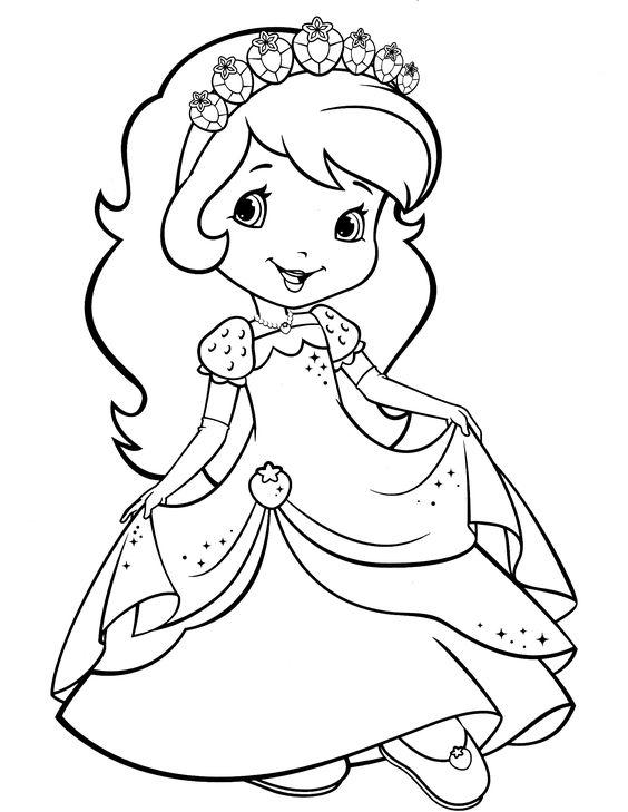 Hình ảnh công chúa dễ thương
