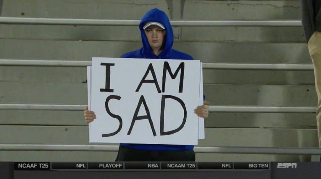 Hình ảnh buồn