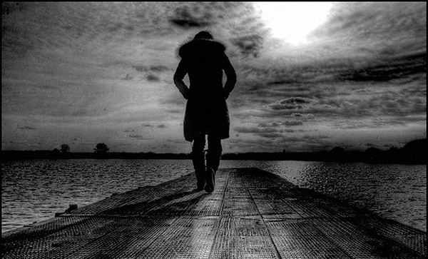 Hình ảnh buồn cô đơn, tâm trạng nhất