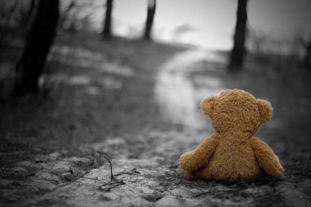 Hình ảnh buồn nhất