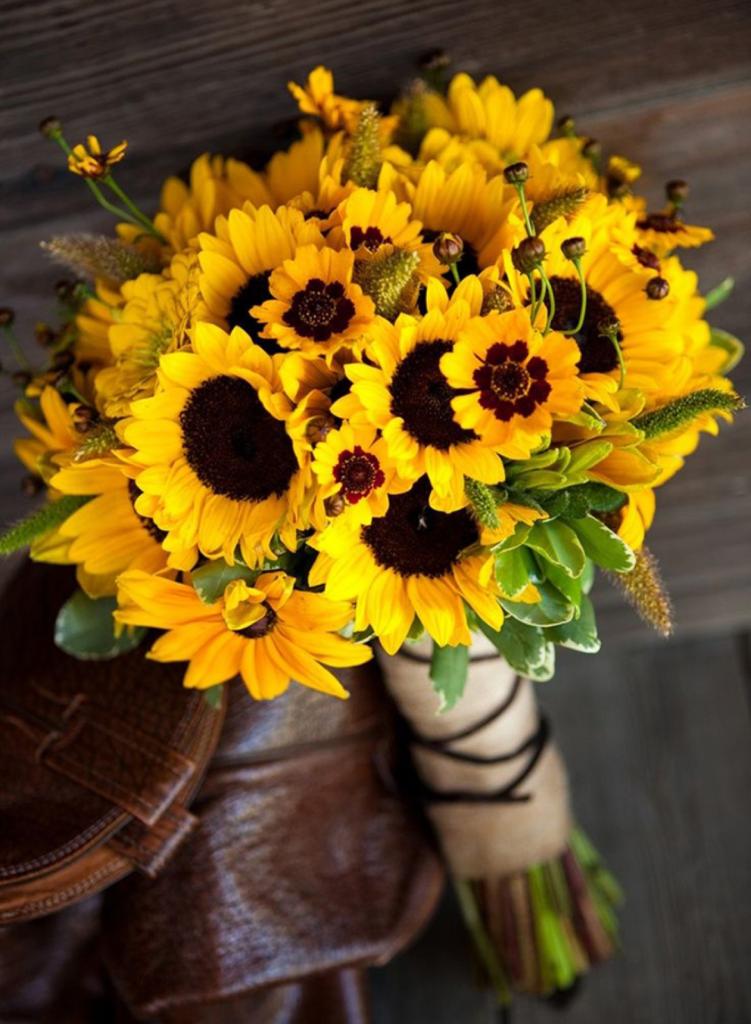 Hoa hướng dương tặng bạn bè trong dịp sinh nhật