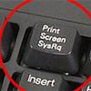 Một số dạng khác của phím Print Screen