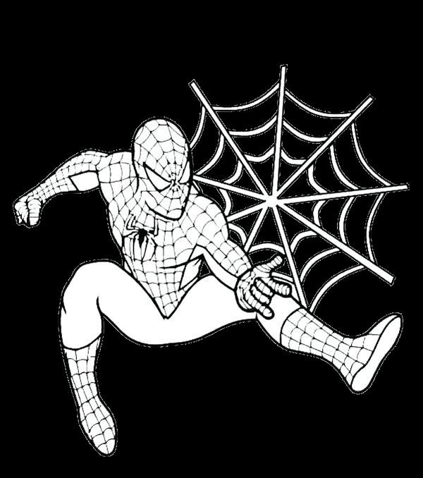 Người nhện bắn tia nhện