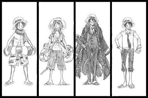 Nhân vật Mũ Rơm trong đảo hải tặc