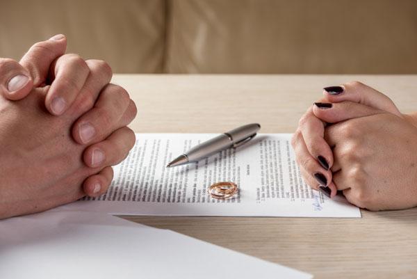 Nội dung cơ bản trong đơn xin ly hôn đơn phương