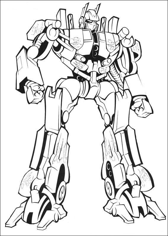 Robot biến hình cực to lớn
