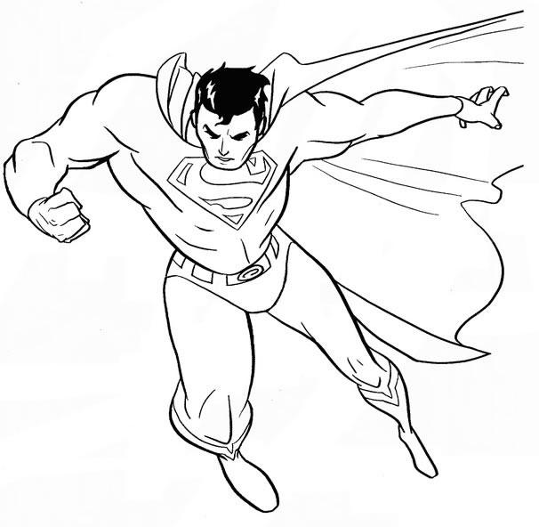 Siêu nhân superman mạnh mẽ