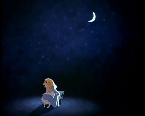 Sự thất vọng, mệt mỏi giữa đêm khuya