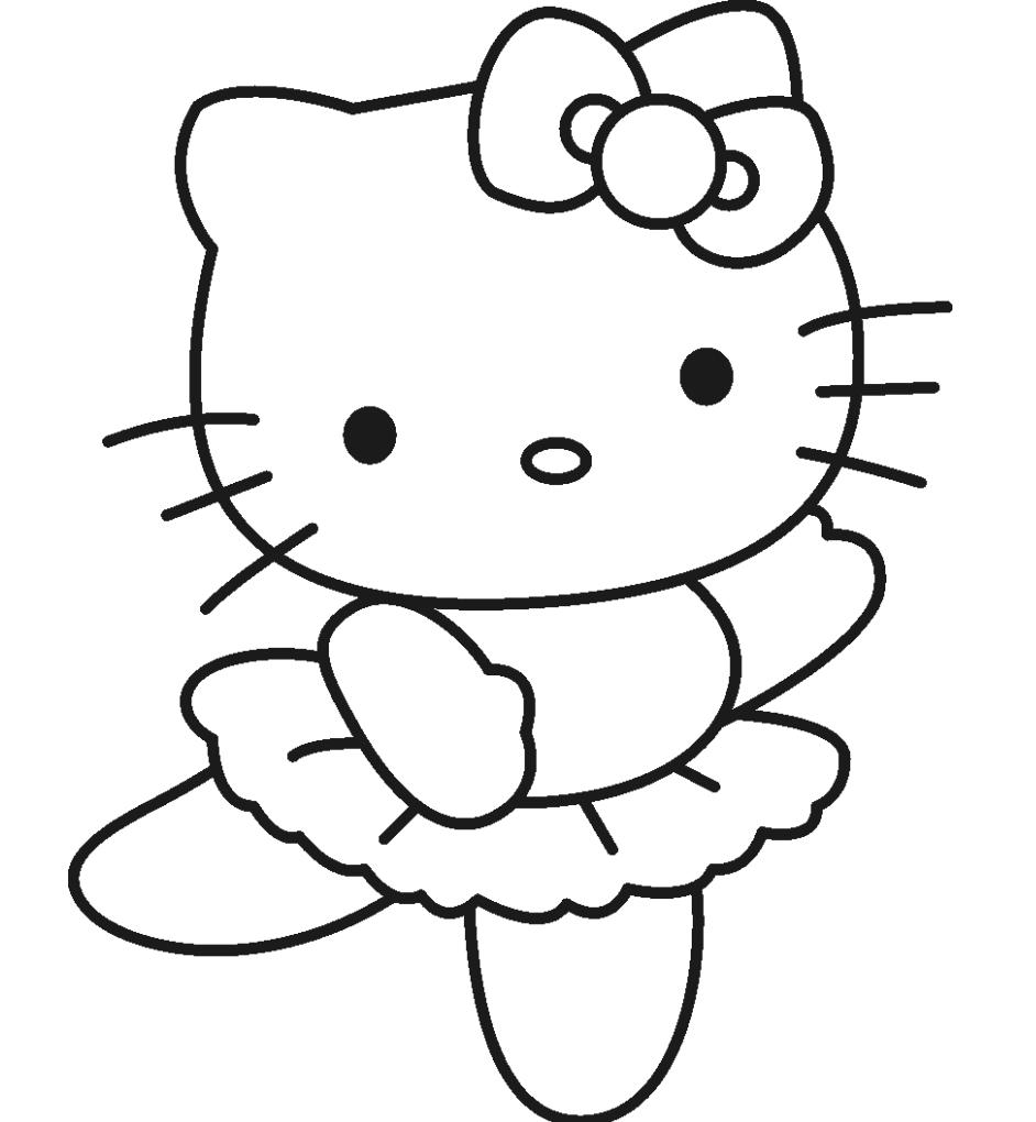 kitty nhảy múa