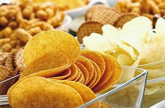 Cách làm khoai tây chiên-chips lát mỏng