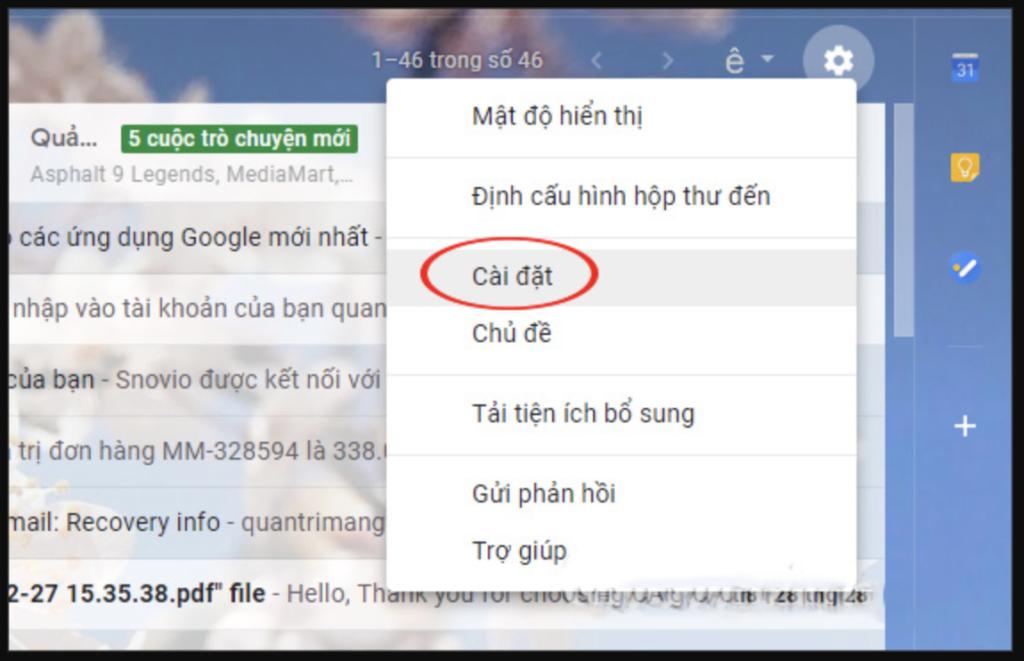 Nên đồng bộ chữ ký gmail ở tất cả các thiết bị