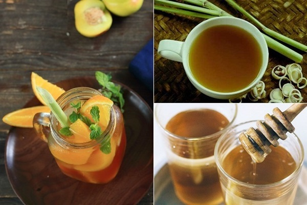 Hướng dẫn cách làm trà đào ngon tại nhà