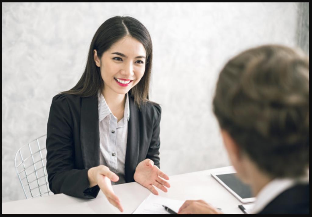 Kỹ năng giao tiếp khi phỏng vấn xin việc
