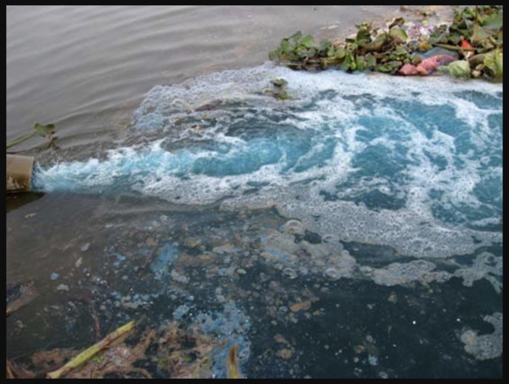 Thực trạng ô nhiễm môi trường nước ở Việt Nam