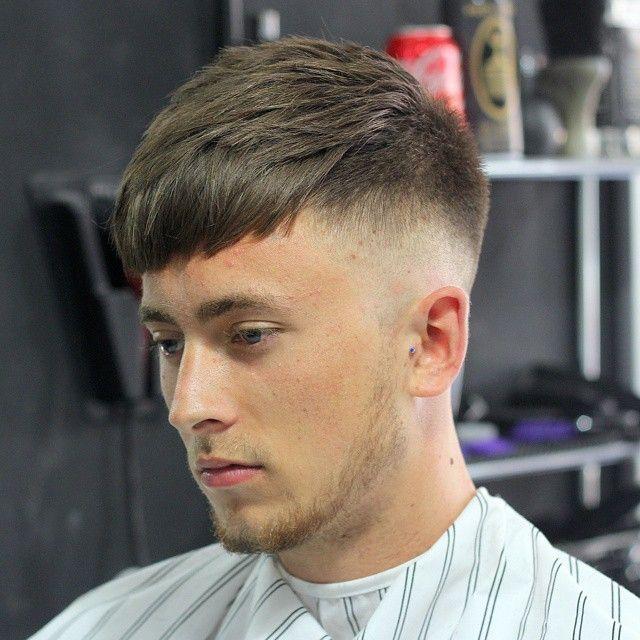 Kiểu tóc này sẽ giúp cho các bạn nam trở nên trẻ trung và rất nam tính
