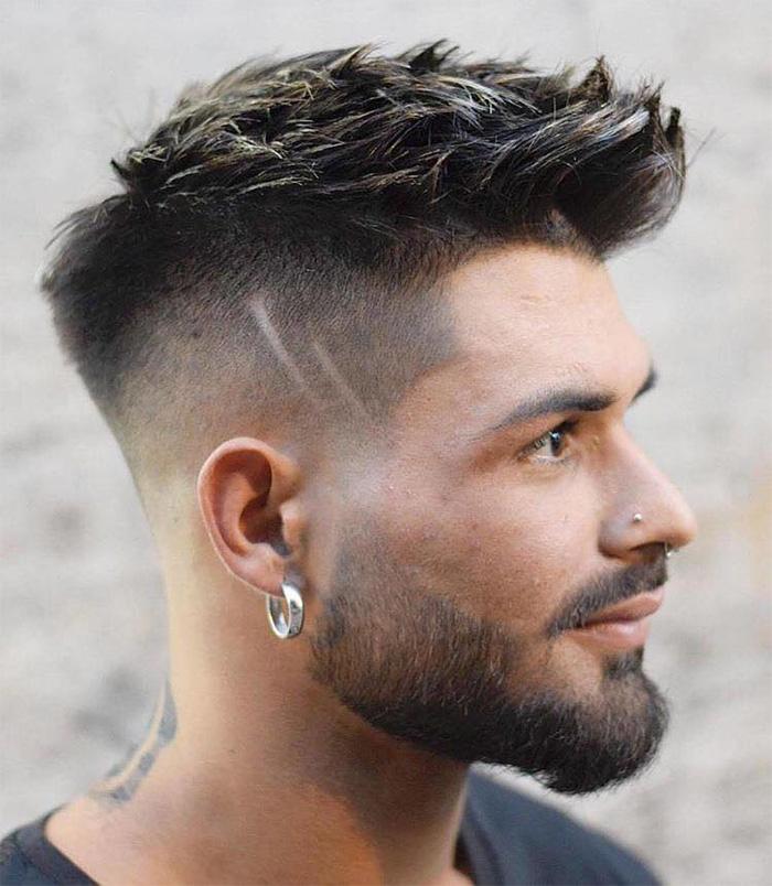 Sở hữu kiểu tóc Mohawk giúp bạn trở nên thật ngầu