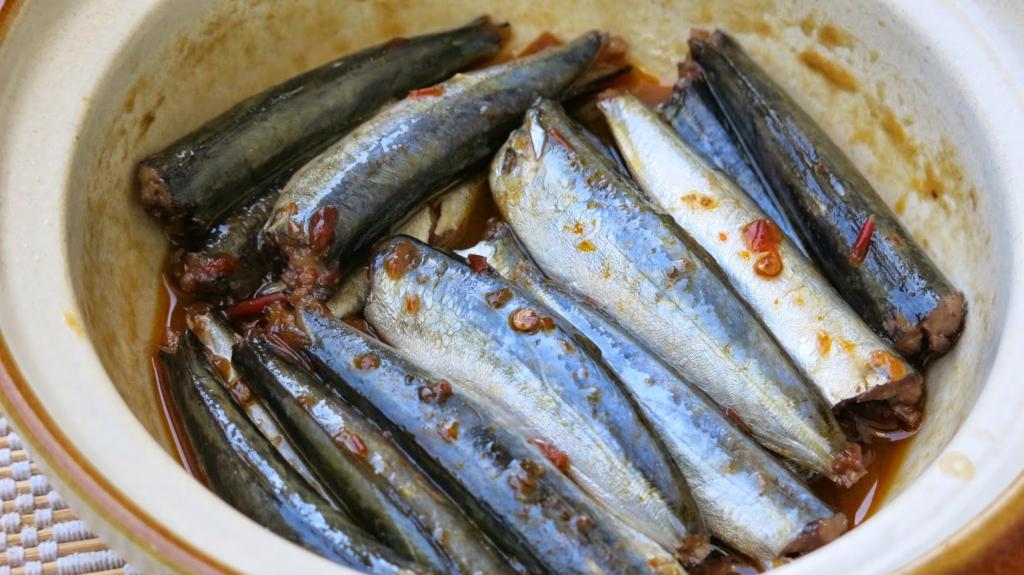 Tẩm ướp gia vị vừa ăn cho miếng cá