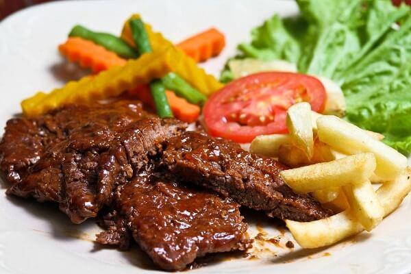 Thực hiện các món ngon cuối tuần bằng thịt bò bổ dưỡng