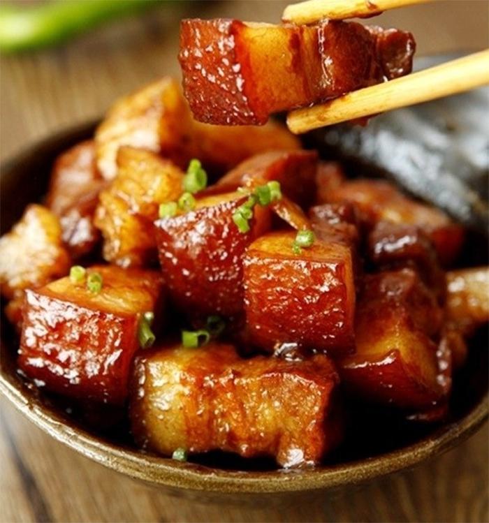 Thực hiện những món ngon cuối tuần bằng thịt lợn