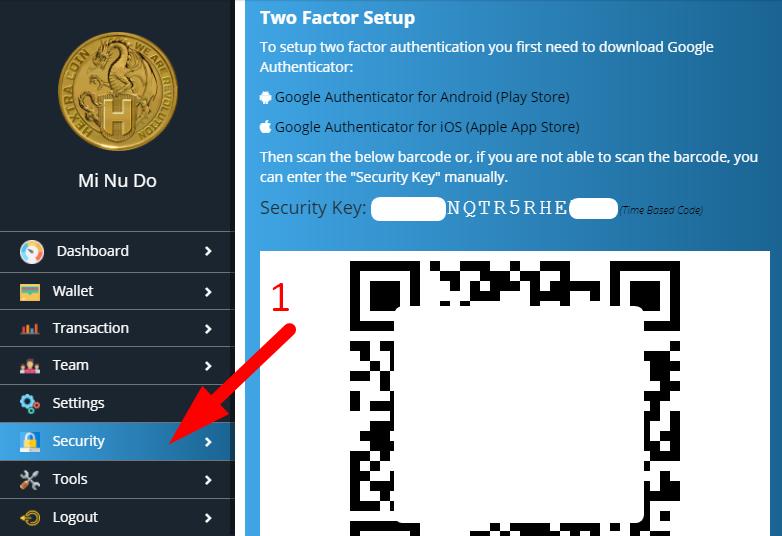 Ứng dụng app AUTHY đều có trên Android và IOS