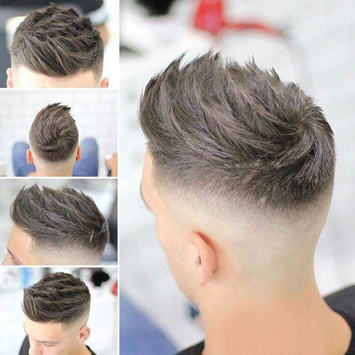 Với kiểu tóc này bạn có thể biến thể với các tạo kiểu đường line