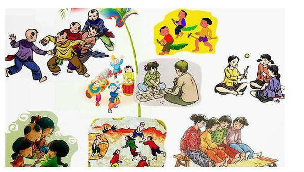 Các trò chơi dân gian tại Việt Nam