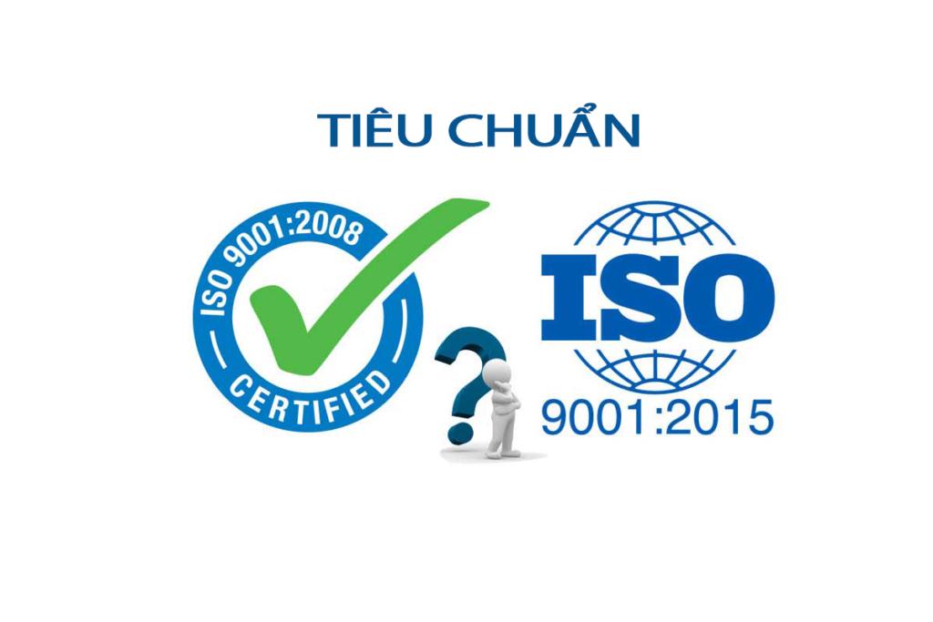 Tiêu chuẩn iso 9001 nằm trong tiêu chuẩn iso 9000