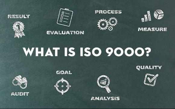 Tiêu chuẩn iso 9000 được sử dụng phổ biến