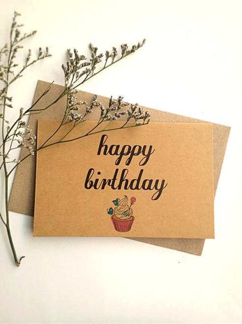 Những lưu ý để lựa chọn thiệp sinh nhật phù hợp nhất