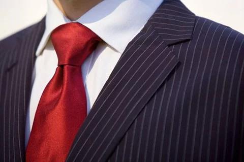 các bước thực hiện thắt cà vạt kiểu  Full windsor tie knot