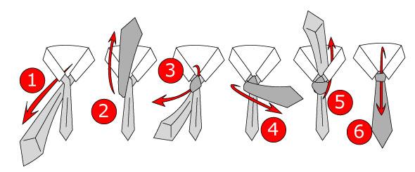 Cách thắt cà vạt kiểu Pratt Knot sang trọng lịch lãm