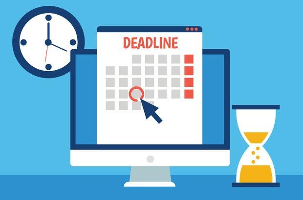 Đúng deadline giúp bạn có thể mang lại kết quả công việc tốt nhất, tác dụng của deadline