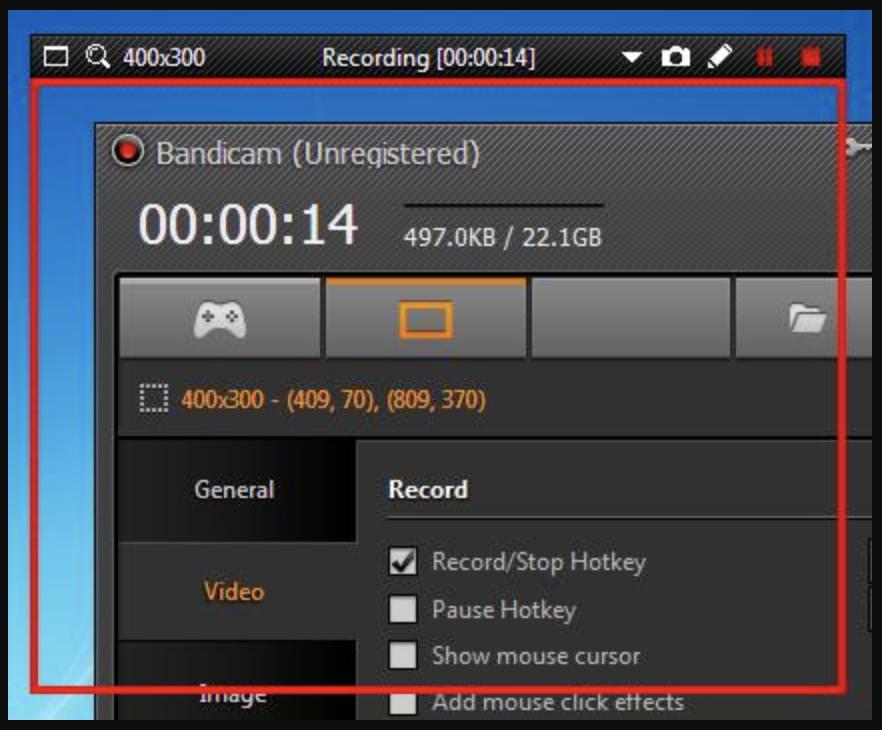 Đặc điểm phần mềm quay màn hình