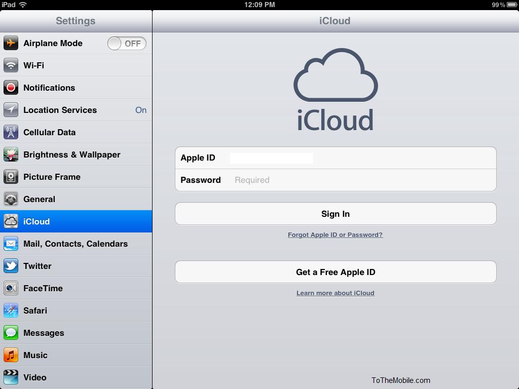 HƯỚNG DẪN cách đăng nhập icloud trên iphone, ipad, windows…